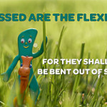 Gumby is flexible when planning for retirement