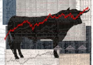 Bull Market Chart Up